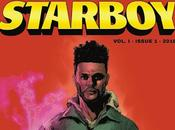 """Starboy"", cómic Weeknd"