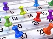 Aprende usar calendario efectividad