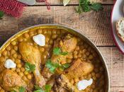 Curry pollo amarillo pukka