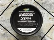 LUSH: VANISHING CREAM Hidratante Facial