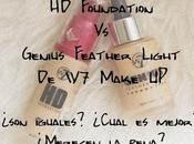 Foundation Genius Feather Light W7MakeUp ¿Merecen pena? ¿Cuál mejor?