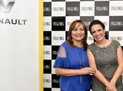 """Renault parte preestreno película ecuatoriana """"Sólo más"""" Viviana Cordero"""