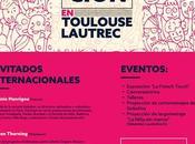animación Toulouse Lautrec Emb.de Francia
