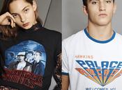 Colección ropa inspirada Stranger Things Topshop.