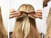 Fotos cuatro tipos peinados para mujeres paso