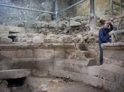 Encuentran inesperado teatro romano bajo Muro Lamentaciones