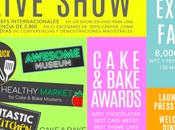 falta poco para mejor festival repostería! cake bake masters 2017