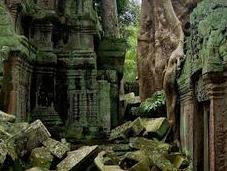 Crónicas indochina: angkor imperio verde)