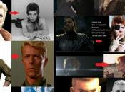Metal Gear homenajeando David Bowie