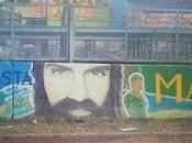madrugada mural realizamos Santia...