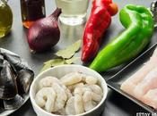 Receta salpicón pescado marisco