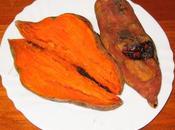 Boniatos, ricos betacarotenos bajos calorías