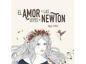 Reseña amor leyes Newton Irela Perea
