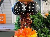 ideas para Decorar Halloween Globos