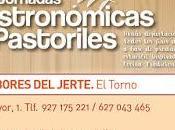 MENÚ ESPECIAL: Jornadas Gastronómicas Pastoriles Valle Jerte