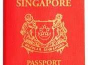 Pasaporte singapur, poderoso mundo