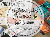 Actividades Creativas Halloween para Toddlers