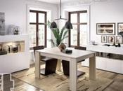 Mesas sillas comedor: ¿Conoces mesas extensibles?