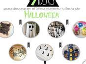 Recursos: Ideas para decorar Halloween