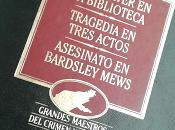 cadáver biblioteca', Agatha Christie