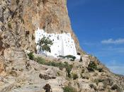GRECIA Amorgos. mito Atlántida