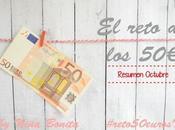Reto euros Resumen Octubre