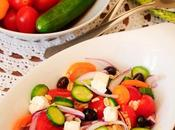 Ensalada trigo verduras miniatura almería