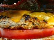 Hamburguesa tartar cordero salsa vino Somontano [Dos recetas nuevos cortes carne cordero]