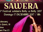 Festival Bolly Belly-Sawera 2017 edición)