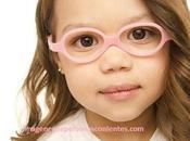 Especiales pequeños modelos lentes para niña años