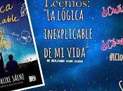 """Lectura Conjunta lógica inexplicable vida"""" Benjamin Alire Sáenz."""