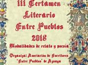 Certamen literario Entre Pueblos