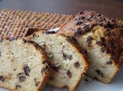 Plum cake manzana pepitas chocolate