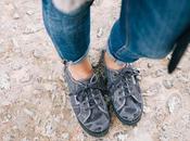 Calzado ecológico, moda sostenible mano Natural World