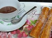 porras maheso chocolate caliente