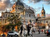 postal semana: Catedral Almudena cuadro