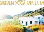 Retiro Kundalini Yoga para mujer Carolina Pino desierto Almería.