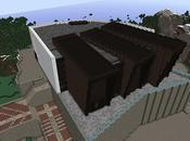 Réplica Minecraft Centro Arte Caja Burgos (CAB).