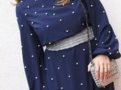 Vestido perlas; tendencia este otoño- invierno