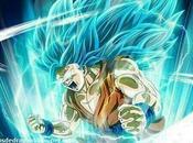 Imagenes goku super sayayin dios fase color azul rojo