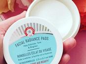 Discos Facial Radiance Pads First Beauty