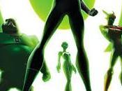 Green Lantern Serie Animada