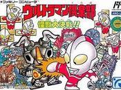 Ultraman Club Kaijuu Daikessen!! Nintendo Famicom traducido inglés