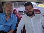 Multimillonario inglés conoce Habana nieto Fidel Castro