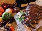 restaurantes Cinco Jotas presentan costillares ibéricos