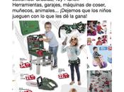 catálogo juguetes libre estereotipos género Planet