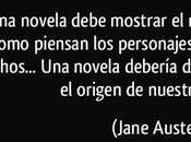 consejos para escribir novelas Jane Austen