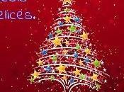 Hacer postales navidad para felicitar familia amigos.