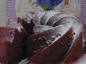 Bundt cake extra chocolate