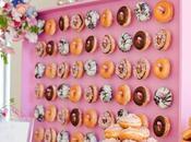 Wedding Trends: murales Donuts, nueva tendencia dulces para bodas
